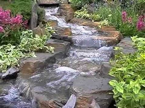 Bachlauf Aus Stein by Garten Bachlauf Selber Bauen Bachlufe Selber Bauen Aus