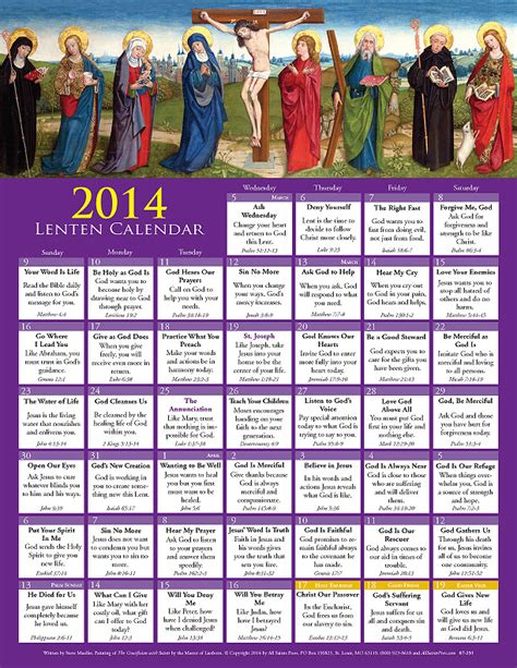 bulletin board calendar template lent bulletin board display poster catechism for