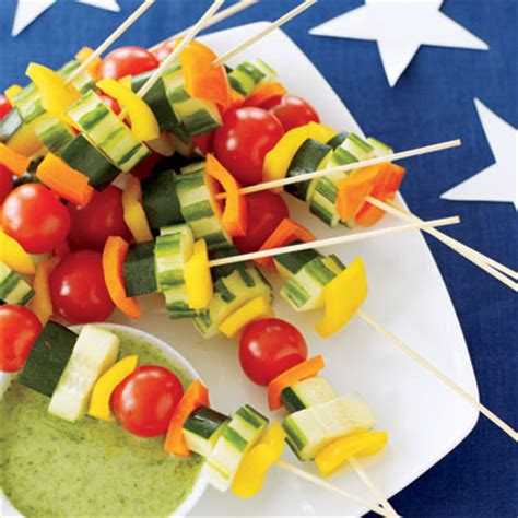 kid friendly vegetable appetizers poolside snacks for healthy recipes for poolside snacks