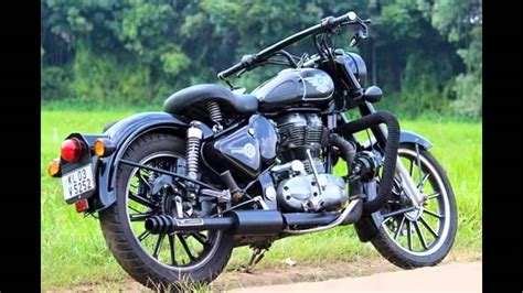 modified bullet modified bullet royal enfield latest modifications