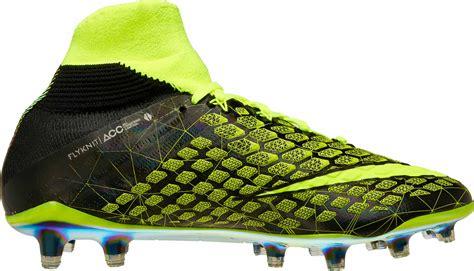 Sepatu Soccer Nike Hypervenom Phantom Iii Volt Ea Sports nike hypervenom phantom iii df fg ea sports volt
