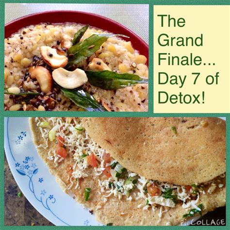 7 Day Brown Rice Detox by Day 7 The Day Of My Detox Foodfellas 4 You