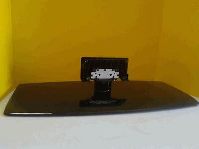 element tv stand pedestal base for eldfw464 + screws