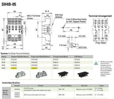 idec relay wiring diagram 25 wiring diagram images