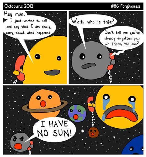 pluto is still angry with the sun amp his other friends in