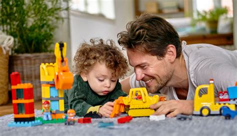 adults that make a living playing with lego bricks kids why lego 174 duplo 174 bricks are the bridge for better building