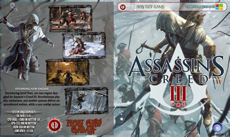 Pc Assassin Creed Iii assassins creed iii pc mega felipe ultra downloads