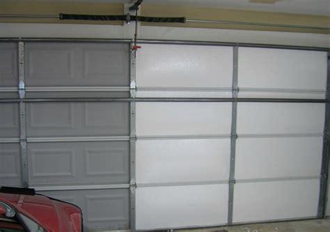 soundproof garage door soundproofing a metal garage door wageuzi