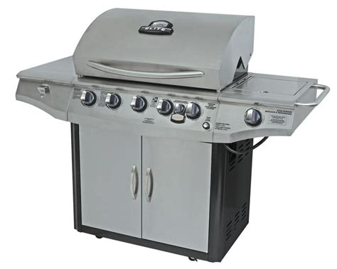 brinkmann 5 burner gas grill with sear burner the home