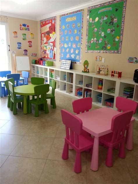 family home daycare setup childcare room set ups