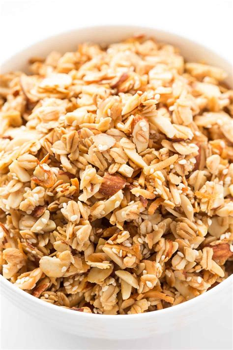 best granola best granola easy and so delicious the caf 233
