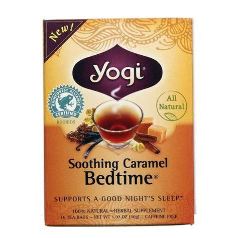 Yogi Detox Tea Ok For High Blood Pressure by Yogi Tea Organic Teas Soothing Caramel Bedtime Tea 16
