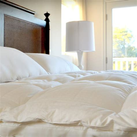 down feather bed luxury white down feather bed downlinens