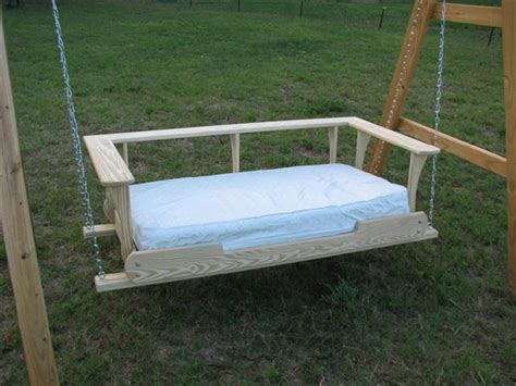 swing mattress item 2613 swing bed