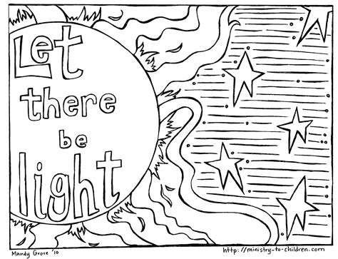 preschool coloring pages of creation biblical coloring pages aming bible creation with