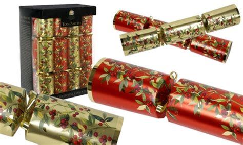 tom smith christmas crackers groupon goods