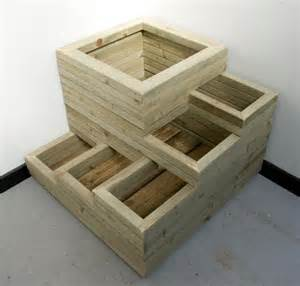 wood planter box 25 best ideas about wooden planters on pinterest wooden