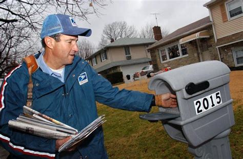 mail delivery would you miss your saturday mail delivery 187 topics govloop