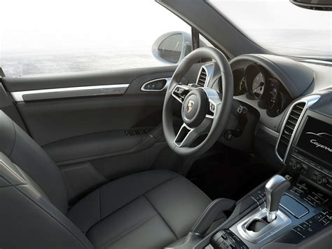 porsche suv interior 2017 2017 porsche cayenne e hybrid price photos reviews