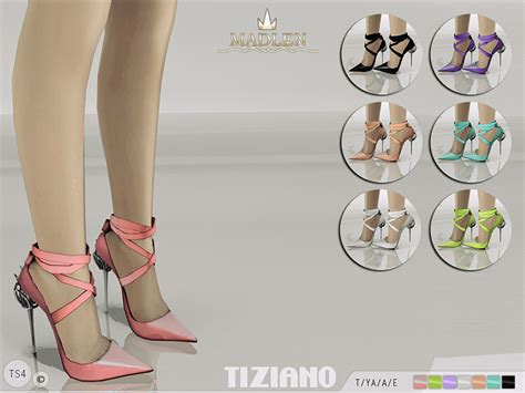 sims 4 shoes the sims resource mj95 s madlen tiziano shoes