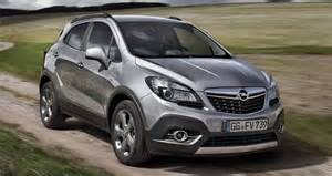 Opel Suv 2015 2016 Opel Mokka Review Engine Performance Price 2016