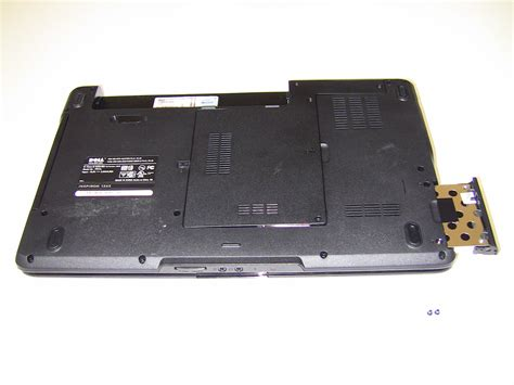 Harddisk Dell Inspiron dell inspiron 1545 pp41l drive removal and installation