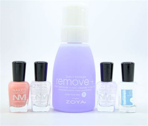 Makeup Remover Zoya zoya vy varnish