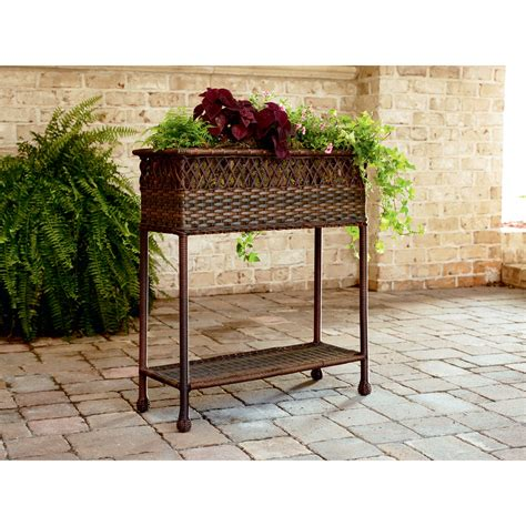 ty pennington mayfield planter bring style outdoors