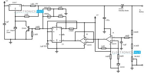 wiring diagram for cell phone charger stanley 12 volt