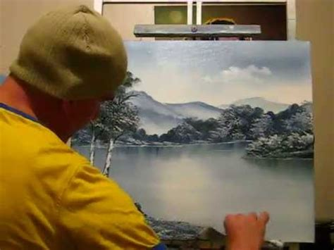 bob ross painting demo bob ross style on demo part 7