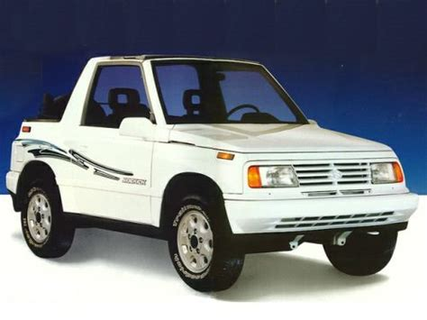 1993 Suzuki Sidekick 1993 Suzuki Sidekick Reviews Specs And Prices Cars