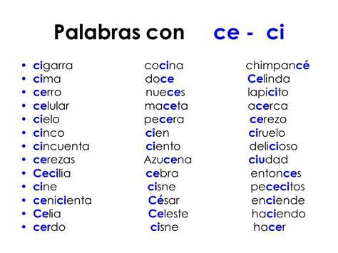 palabras con la letra c c ejemplos de palabras con c disfruto aprendiendo con marco las letras c y z
