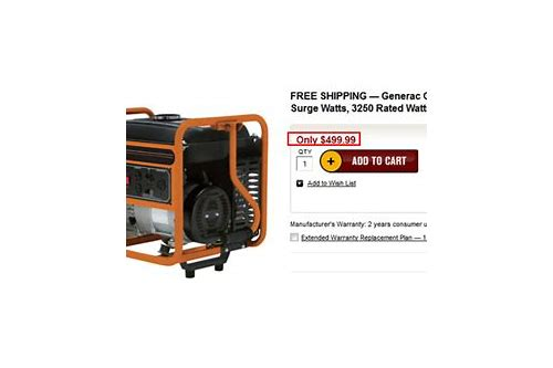 coupon for generac generators