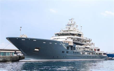 breaking news  explorer superyacht ulysses sold