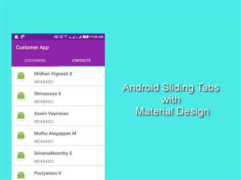 android material design layout tutorial android tablayout tutorial material design support