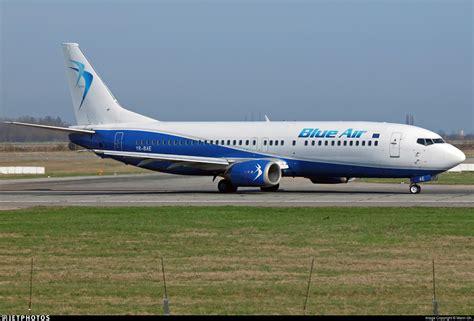 Airin Marun yr bae boeing 737 46n blue air marin gh jetphotos