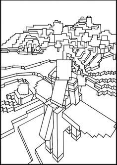 minecraft coloring pages unicorn the unicorn of minecraft coloring page minecraft