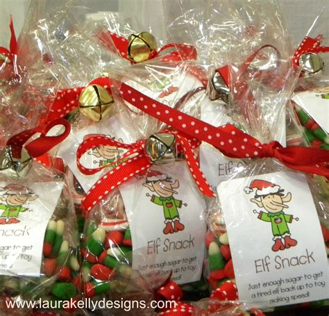 On The Shelf Treats by Whip Up A Sweet Batch Of Snacks With Gift Tags
