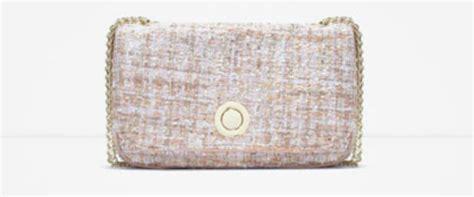 Zara Bag 2055 Bolso Chanel Zara