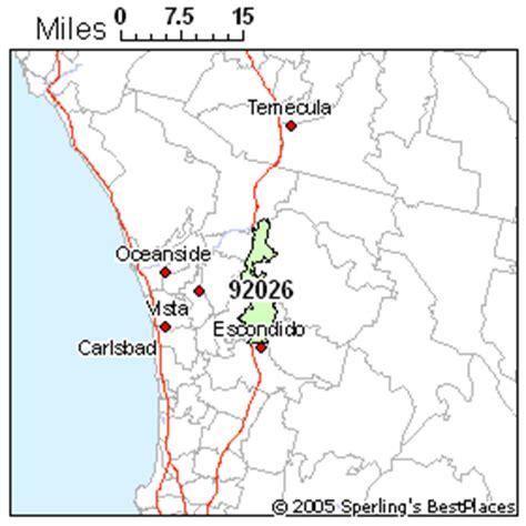 zip code map escondido ca best place to live in escondido zip 92026 california