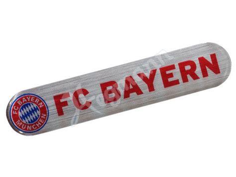 Aufkleber Bayern Adventskalender by 3d Aufkleber Fc Bayern Fcb Fanartikel 3d Aufkleber Fc