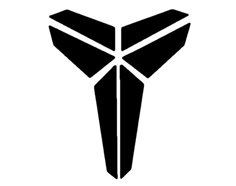 kobe bryant logo kobe bryant symbol meaning history and