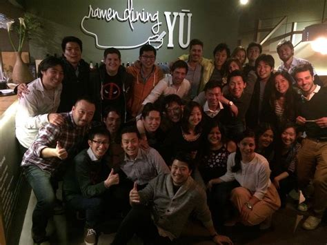 Iese Mba Students by Iese Mba 180 S Ramen Dining Yu Iese Mba
