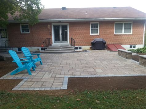 backyard hardscapes backyard hardscape design artistic hardscaping easton pa