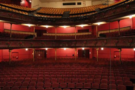st theatre seating plan wellington the opera house