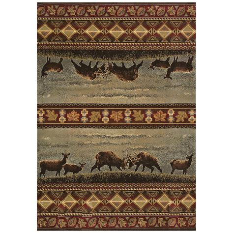 great area rugs united weavers great northwest area rug 674446 rugs at sportsman s guide