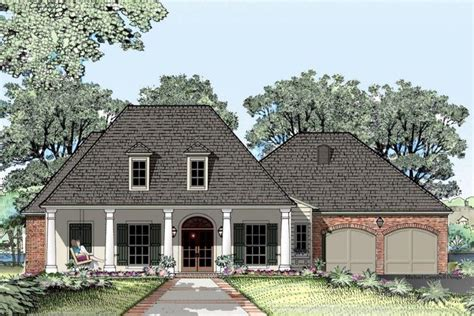 louisiana home plans acadian style house plans 653385 open floor plan with