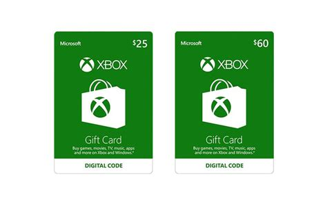 xbox one gift card template xbox store xbox one