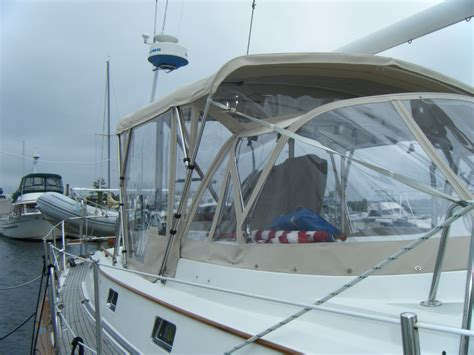 Removable by Dodger Bimini And Side Enclosures Creative Canvasworks