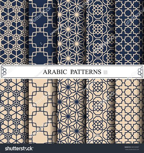 svg pattern fill offset arabic vector pattern pattern fills web page background